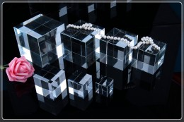 THS614-4 水晶摆件