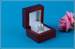 THW59 红木戒指盒